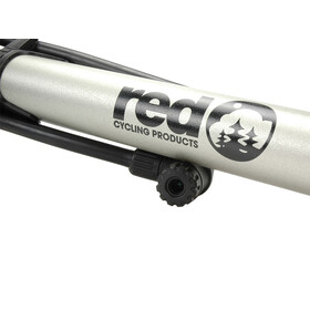 Red Cycling Products Big Air Two Fotpump grå/svart